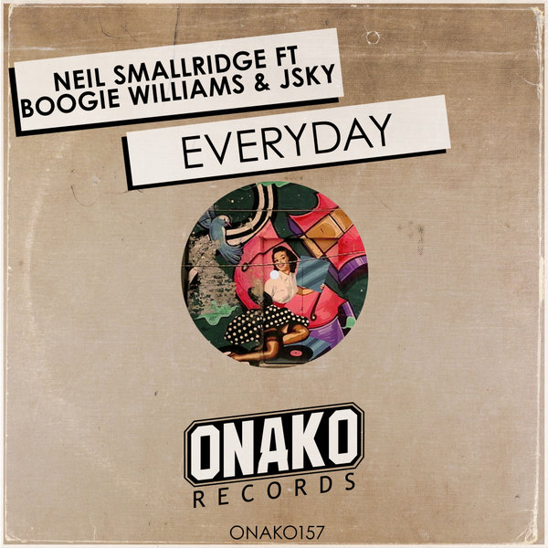 Neil Smallridge, Boogie Williams, Jsky - Everyday